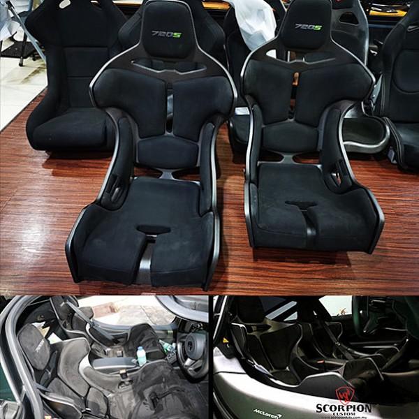 MCLAREN 720S CARBON SPORT SEAT (SMS 765)2