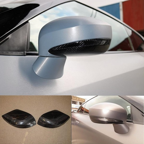 NISSAN GTR 35 SIDE MIRROR CARBON COVER ( MG-91 )1