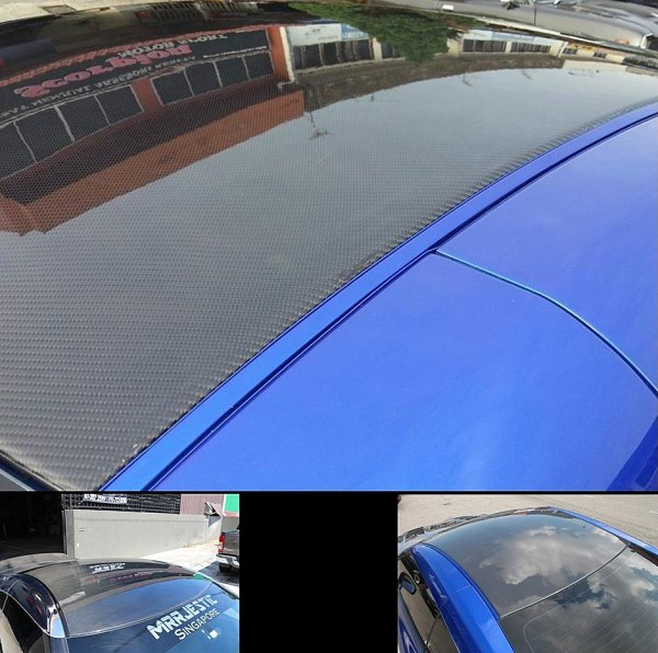 NISSAN GTR 35 CARBON ROOF ( MG-92 )3
