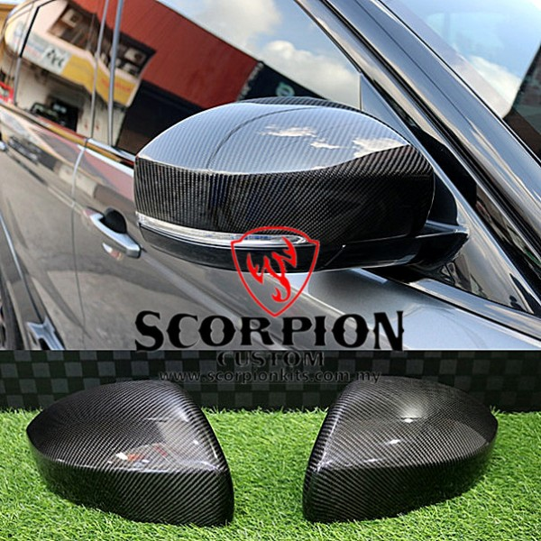 SIDE MIRROR CARBON COVER MG - 1341