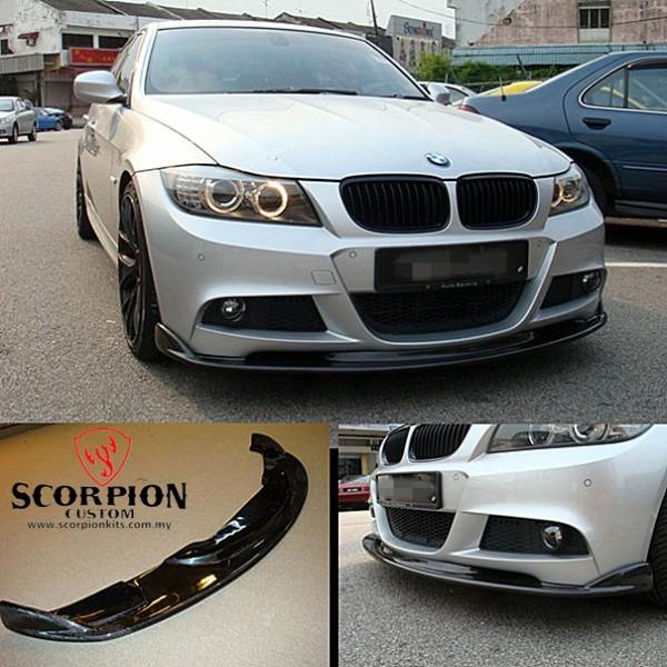 BMW E90 FRONT LIP ( FL 2019 )1
