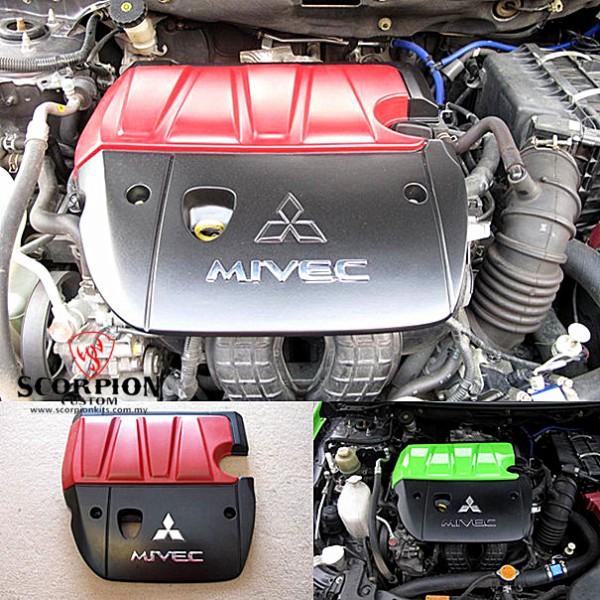 MITSUBISHI LANCER GT ENGINE COVER ( MG 25 )1