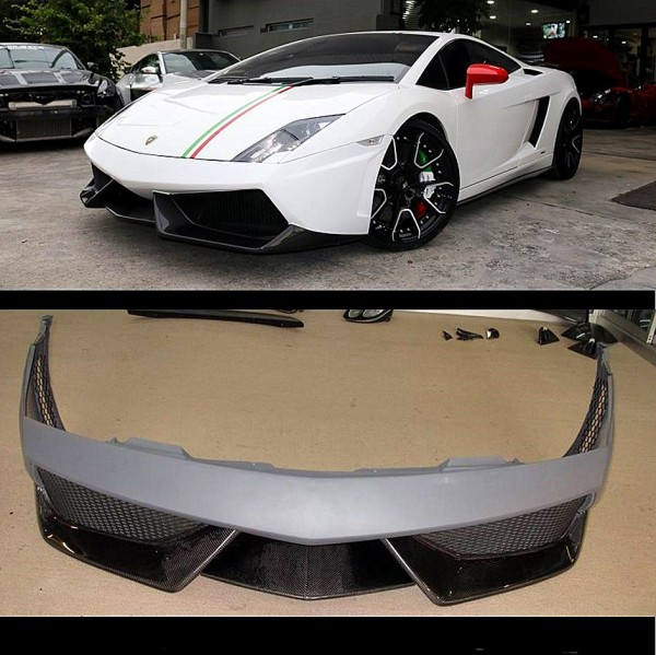 GALLARDO LP 560 FRONT BUMPER ( FB - 1031 )1