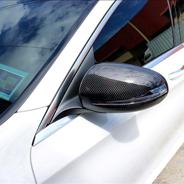 C-CLASS W205 SIDE MIRROR CARBON COVER ( MG-95 )1