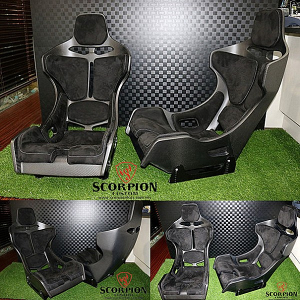 HYPERSPORT SEAT SMS-7652