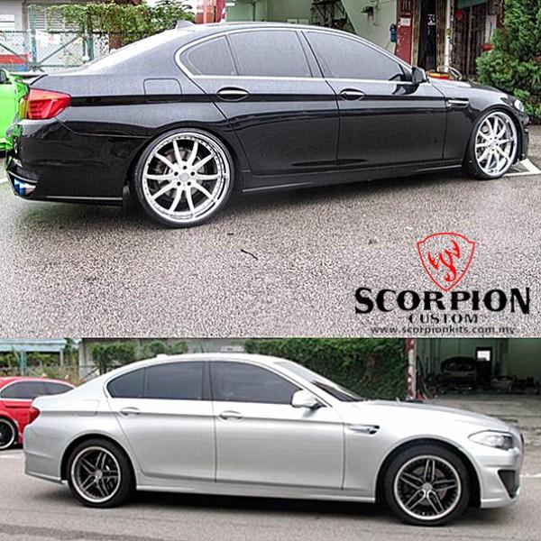 BMW F10 SIDE SKIRT ( SK 3030)1