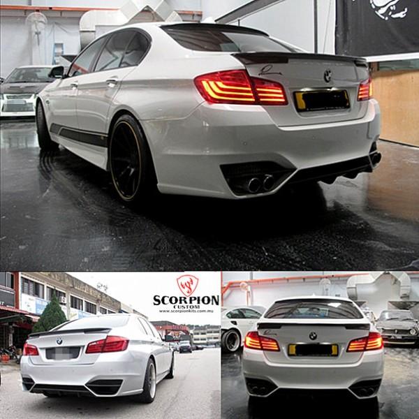 BMW F10 REAR BUMPER ( RB 450 )1