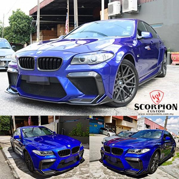 BMW F10 FRONT BUMPER ( FB 1082 )2